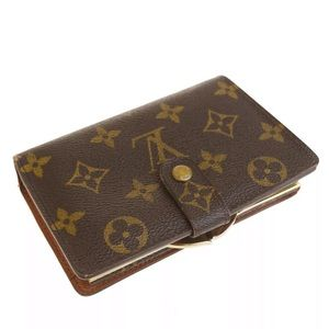Authentic LOUIS VUITTON  Portefeuille Wallet